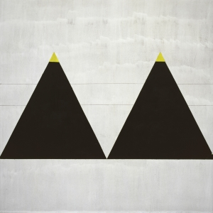 Agnes Martin, Untitled #1, 2003 Acrylic and graphite on canvas Photograph by Ellen Labenski, courtesy Pace Gallery, copyright 2016 Estate of Agnes Martin/Artists Rights Society (ARS) New York