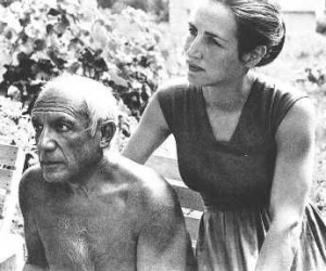 Pablo Picasso and Marie Therese Walter