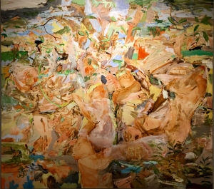 Cecily Brown, Figures in a Landscape 1, 2001